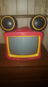"""Disney Mickey Mouse Television TV Ear Speakers 13"""""""