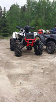 Scrambler 1000 2014 Mud ready
