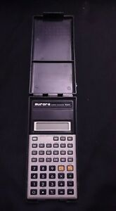 Aurora Scientific Calculator