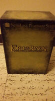 Lord of the Rings Trilogy Extended Edition - DVD