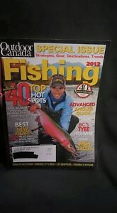 Outdoor Canada Fishing 2012 Magazine