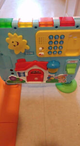 Fisher Price Laugh & Learn Crawl Around Learning Center