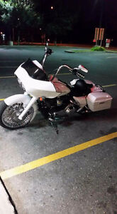 Road Glide 2003 reconstruit