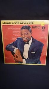A Tribute To Nat King Cole Part-2