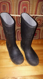 Boots Size 13 (Winter and Rubber)