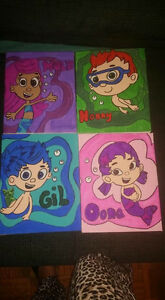 Hand painted canvases Kingston Kingston Area image 5