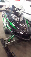 2009 Arctic Cat Crossfire 800 barely used
