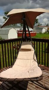 Patio hammock for sale $250 negotiable