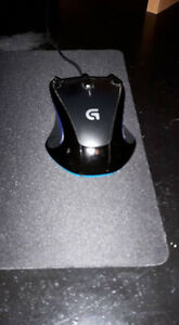 Wired Logitech Optical Gaming mouse G300S $40 Or best offer