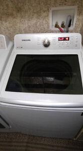 Samsung Washer & Dryer Set