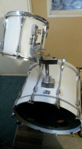 Tama granstar bass drum et tom