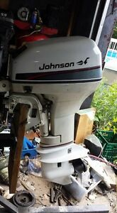 Looking for Johnson and Evinrude outboards