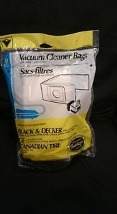 Vacuum Cleaner Bags For Canister Models