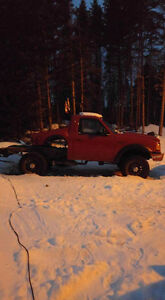 Lifted 2002 ford ranger 2wd