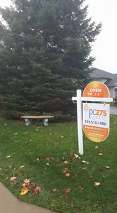 OPEN HOUSE Sat Nov 5th 1-3pm  NEW LISTING, QUITE STREET London Ontario image 3