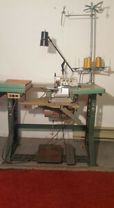 Industrial Serger and Sewing Machines For Sale
