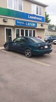 B18C PRICE DROP!!!!!!!!!!!97 civic 4dr SLEEEEPER!!!