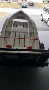 11 Ft Plywood Boat