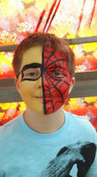 Face Painting, Body Art, Balloons, Parties to Festivals