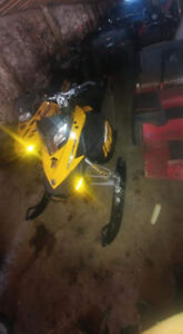 2009 skidoo xp 600 etec part out