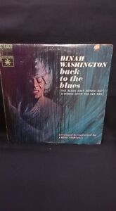 Dinah Washington: Back to the Blues arranged and conducted by Fr