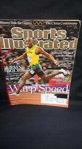 August 2012 Sports Illustrated Magazine