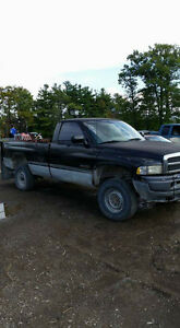 1995 Dodge Power Ram 2500 Pickup Truck