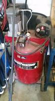 Coleman air compressor