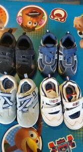 Boys running shoes size 5 $5 each or 2 for $8 Kitchener / Waterloo Kitchener Area image 1