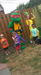 Ninja Turtle Birthday Entertainer! Kitchener / Waterloo Kitchener Area image 5