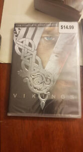 Vikings Season one and two(never opened)
