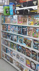Nintendo WII U ...Accessoires et + 50 jeux. Garantie 30 jrs
