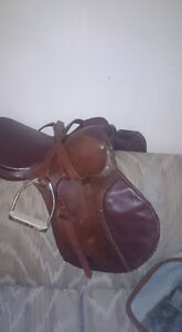 17 inch ap saddle