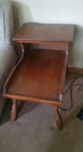 MOVING SALE! X2 Side Tables