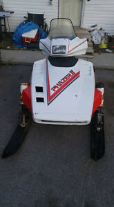 i have a 1991 yamaha phazer 2 sled for sale or trade