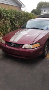 04 mustang 40th anniversary 3.8 V6 with 148000km