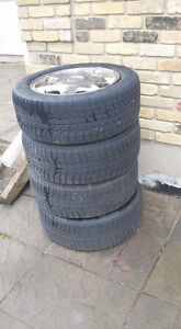 Winter Tires (235/55 R15)