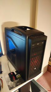 Gaming tower nvidia gtx 770, i5-4690k 3.9ghz/16 gb/1 tb/750w