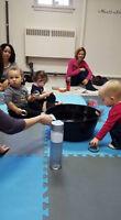 Tiny Tots Sensory- Winter 2016 Mom and Baby Classes Saskatoon