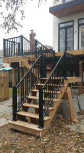 Exterior Railings & Glass! Commercial and Residential!