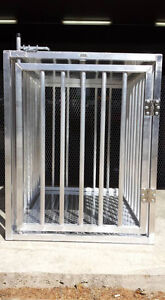 Cage pour chien enclo