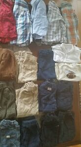 Boys size 3T pants and shirts $40 for all