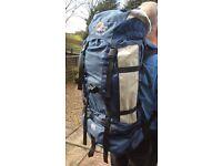 Low Alpine Skyline 55ltr Backpack