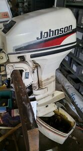 1996 johnson shortshaft tiller outboard