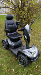 cobra gt4 mobility scooter excellent condition
