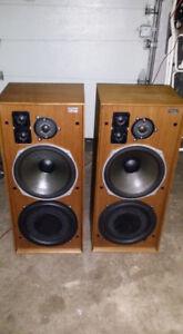 Enceintes Celestion Ditton 25 Mk2 speakers