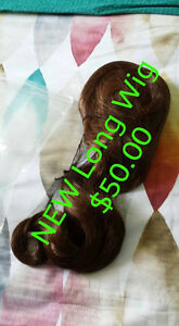 NEW WIG MUST SELL
