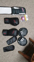 Men and Womens boxing/sparring gear