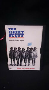 The Right Stuff How The Future Began DVD