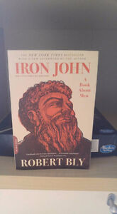 Iron John by Robert Bly - A book for Men